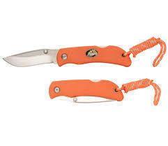Outdoor Edge Mini-Blaze zavírací nůž MB-20C - oranžový