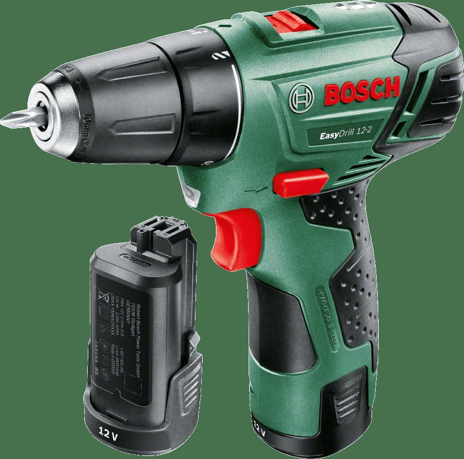 48d769a4479d2 Bosch akušroubovák EasyDrill 12-2 (2 x aku 2,5 Ah) 060397290X