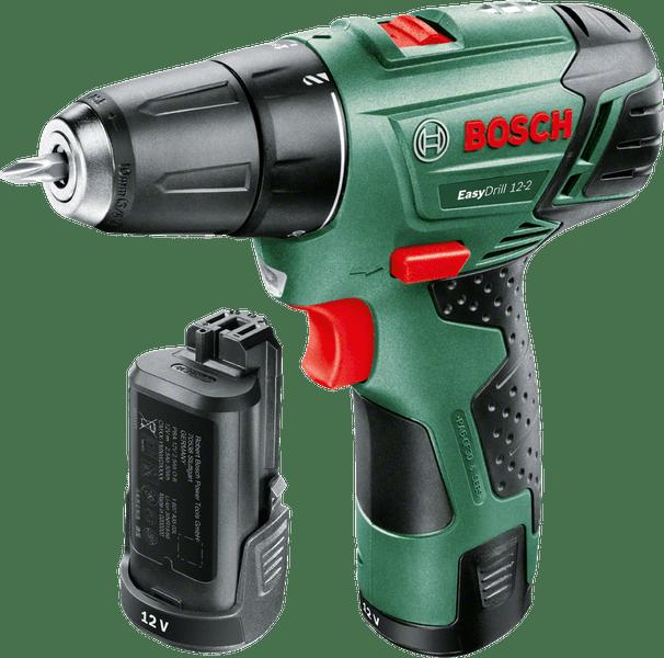 Bosch EasyDrill 12-2 (2 x aku 2,5 Ah)