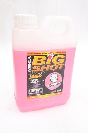 Solar Booster Mega Big Shot 1,1 l quench orange pineapple strawberry