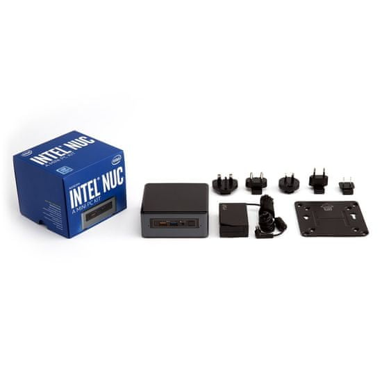 "Intel mini računalnik NUC kit Celeron NUC6CAYH 2,5"""