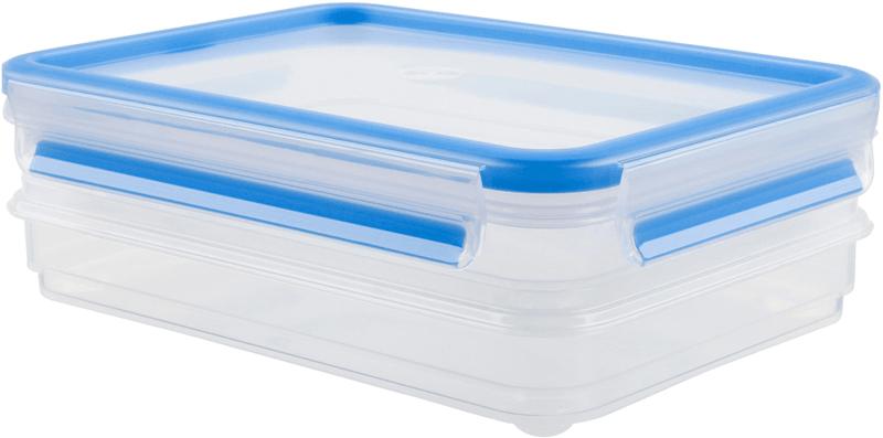 Tefal Master Seal Fresh dózy obdélníkové 0,6 l, 2 ks