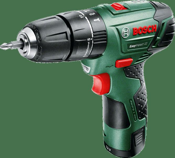 Bosch EasyImpact 12 (1 x aku 2,5 Ah)