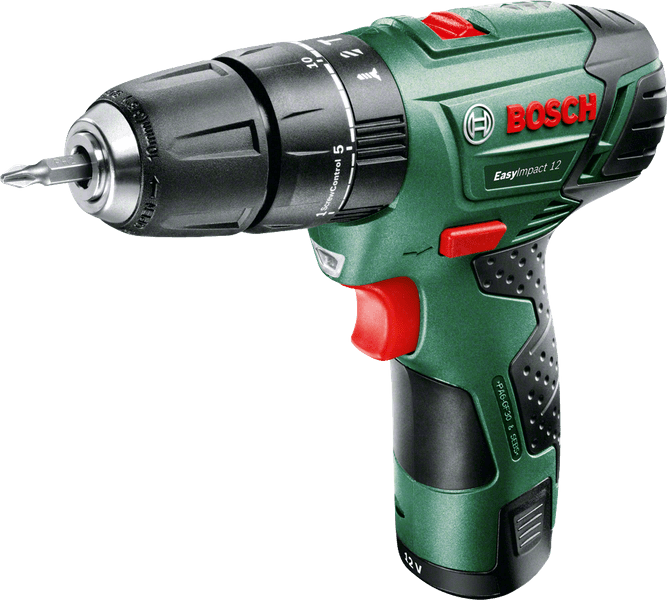 Bosch EasyImpact 12 (2 x aku 2,5 Ah)