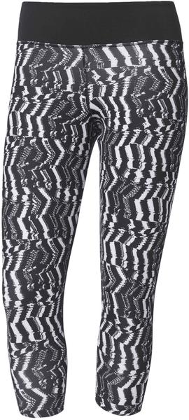 Adidas D2M 3/4 Tigh P2 Print/Black S