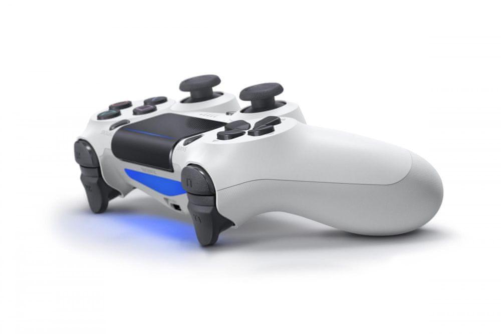 Sony PS4 DualShock 4 white V2 - rozbaleno