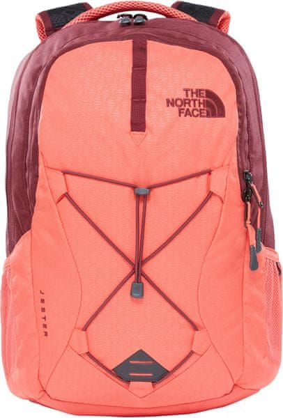 The North Face W Jester Cayenne red embs/Regal red