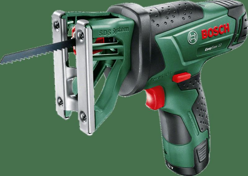 Bosch EasySaw 12 (1 x aku 2,5 Ah)