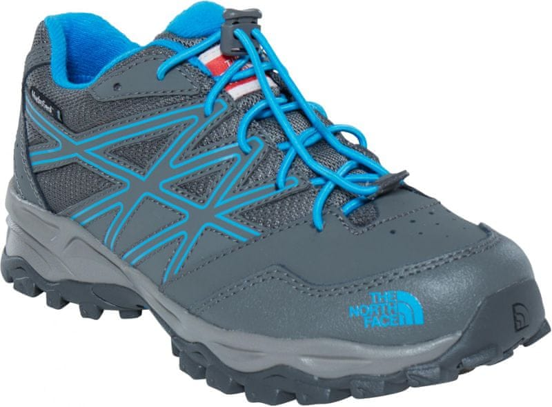 The North Face Jr Hedgehog Hiker Wp Graphite grey/Brilliant blue 38