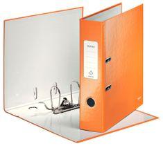 Pořadač pákový Leitz 180° WOW A4 7,5 cm oranžový