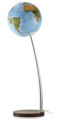 Tecnodidattica globus Vertigo FI-37, Blue, angleški