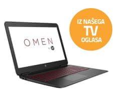 HP Omen 15-ax008nm i7-6700HQ/16GB/256+1TB,Win10H64