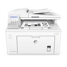HP tiskalnik laserski LaserJet Pro MFP M227fdn