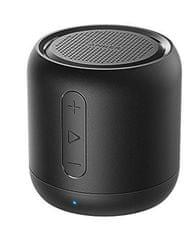 Anker zvučnik SoundCore MINI, 5W, bežični, s mikrofonom i FM radijem, crni