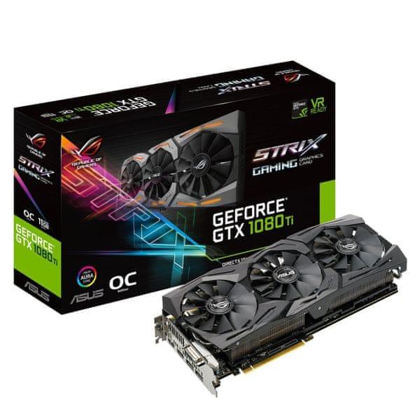 Asus ROG Strix GeForce GTX 1080Ti Gaming