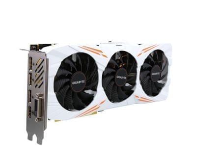 Gigabyte grafična kartica GeForce GTX 1080 Ti Gaming OC, 11GB GDDR5X, PCI-E 3.0