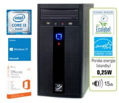 mimovrste=) namizni račnunalnik Plus i5/8GB/SSD240GB/HD-530/Win10/Office