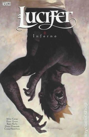 Carey Mike: Lucifer 5 - Peklo