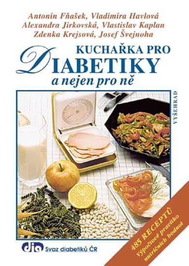 Havlová Vladimíra: Kuchařka pro diabetiky a nejen pro ně - 485 receptů