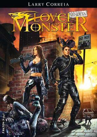Correia Larry: Lovci monster 2 - Vendeta