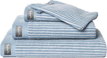 Vandyck ręcznik Home Petit Ligne 60x110 cm, niebieski