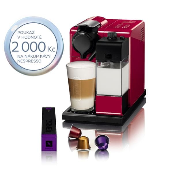 Nespresso DeLonghi Lattissima Touch EN550.R