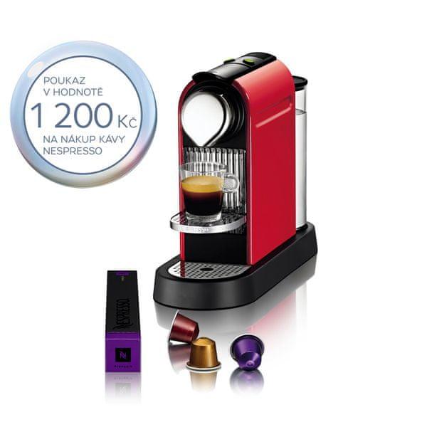 Nespresso Krups CitiZ XN7205