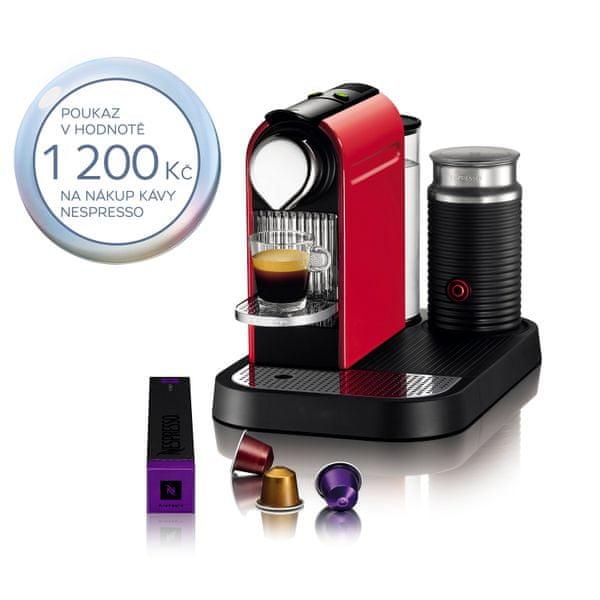 Nespresso Krups CitiZ&Milk XN7305