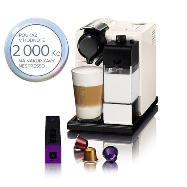 Nespresso DeLonghi Lattissima Touch EN550.W