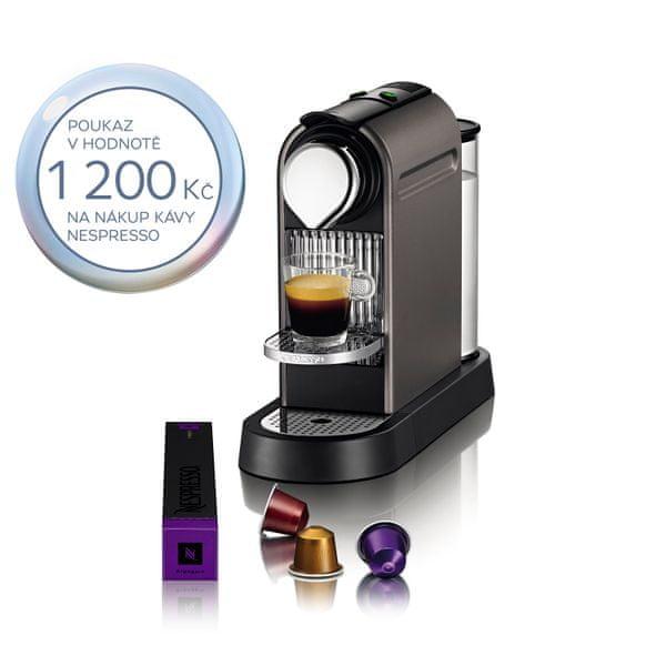 Nespresso Krups CitiZ XN720T