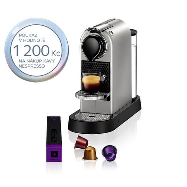 Nespresso KRUPS Nespresso Citiz Titan XN740B10