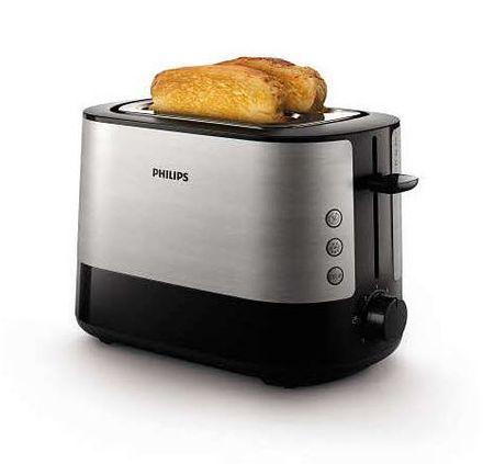 Philips opekač kruha Viva Collection HD2637/90