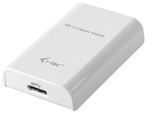 I-TEC Full HD HDMI adaptér (USB 3.0/2.0), bílá