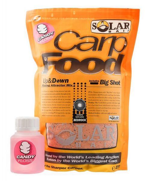 Solar Vnadící Směs Up & Down Mix 1 kg candy floss