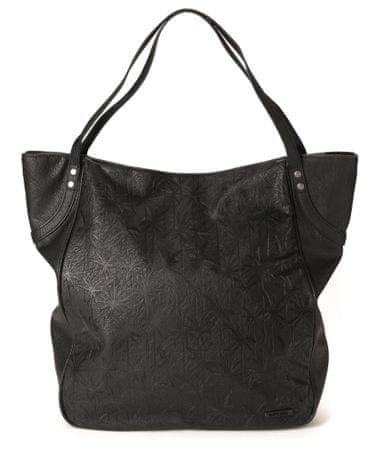 Rip Curl ženska ročna torbica črna Miami Vibes Oversized