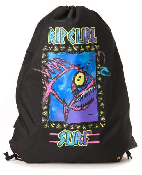 Rip Curl pánský černý bench bag Summer Vibes Drawstring