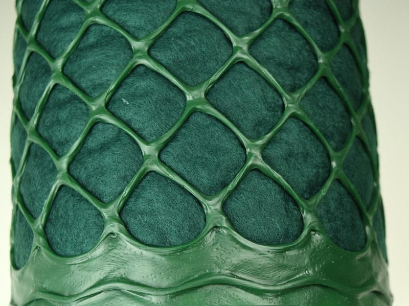 TENAX SPA Stínící síť s pletivem BERMUDA 100% 1 x 25 m - zelená