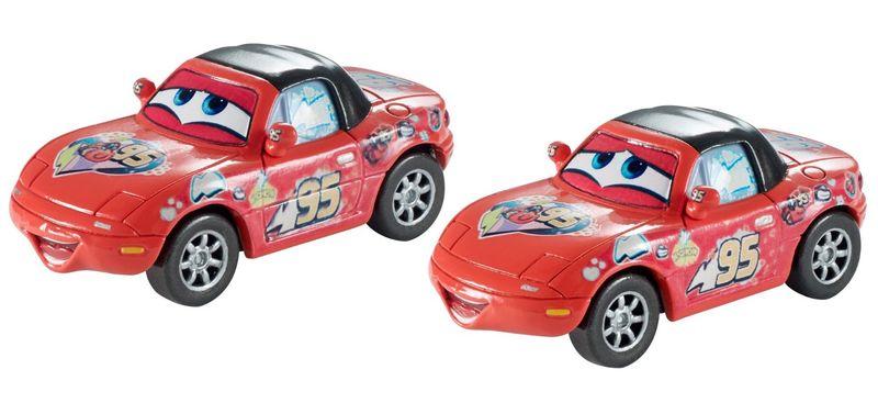 Cars Kolekce auto 2 ks Superfan