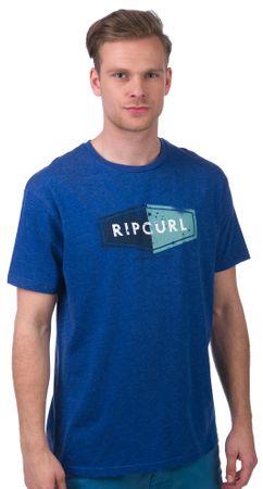 Rip Curl pánské tričko Losange Logo M modrá