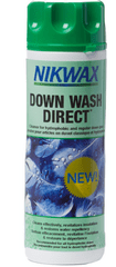 Nikwax čistilo Down Wash Direct 300 ml