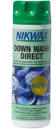 Nikwax čistilo Down Wash Direct 300 ml