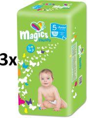 Magics Flexidry Junior (11-25kg) Ecopack - 156 ks