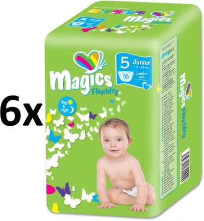 Magics Flexidry 5 Junior pelenka - 96 db
