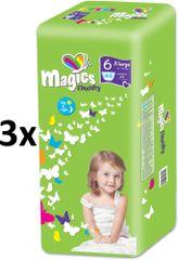 Magics Flexidry XL (+16kg) Ecopack - 132 ks