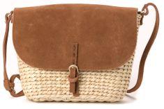 Pepe Jeans ženska torbica smeđa Mayra
