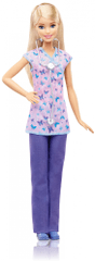Mattel Barbie povolanie Zdravotná sestra