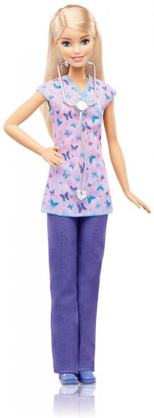 Mattel Barbie povolání Zdravotní sestra