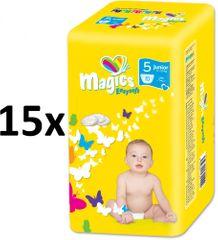 Magics Easysoft Junior (11-25kg) Multipack - 150 ks