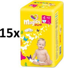 Magics Easysoft Maxi (7-18kg) Multipack - 180 ks