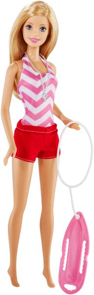 Mattel Barbie povolání Plavčík